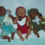 bébés positionnables